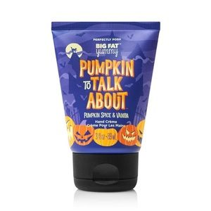 Perfectly Posh Pumpkin to talk about hand creme